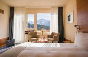 Gstaad Mountain Rides Hotels