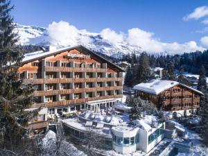Bündnerhaus - Hotel - Laax