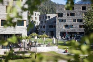 Где лучше остановиться в Швейцарии?