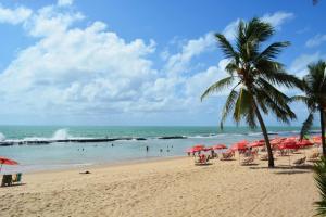 Flat na Praia de Boa viagem, Apartmanhotelek  Recife - big - 21