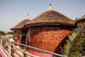 Residence Hotel Lwili, Отели  Уагадугу - big - 32