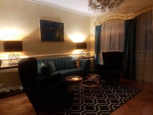 GoldStar Luxury Old Town Krakow Apartment