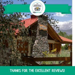 Las Espuelas Casas de Montaña, Chaty v prírode  Potrerillos - big - 69