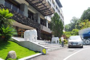 Fuli Hot Spring Resort, Szállodák  Jücsi - big - 65