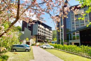 Fuli Hot Spring Resort, Szállodák  Jücsi - big - 1