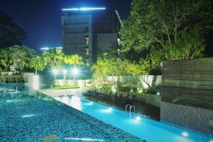 Fuli Hot Spring Resort, Szállodák  Jücsi - big - 66
