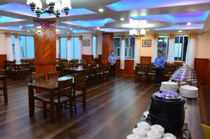 Hotel Golden Sunrise & Spa, Hotels  Pelling - big - 23