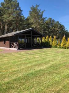 House at Pskovskoye Lake - Izborsk