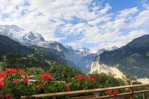 Pasta&More Bed&Breakfast - Accommodation - Wengen