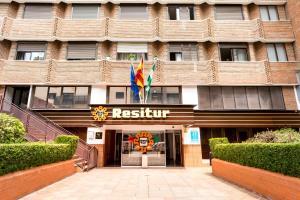 Apartamentos Resitur, Apartmány  Sevilla - big - 19