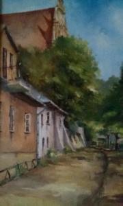Apartament Fajansowy