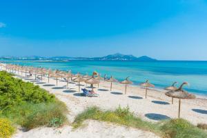 Blancarena, Holiday homes  Playa de Muro - big - 4