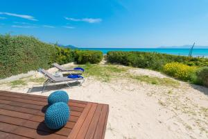 Blancarena, Holiday homes  Playa de Muro - big - 6