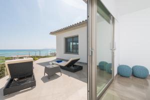 Blancarena, Holiday homes  Playa de Muro - big - 7