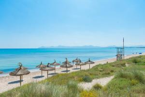 Blancarena, Holiday homes  Playa de Muro - big - 16