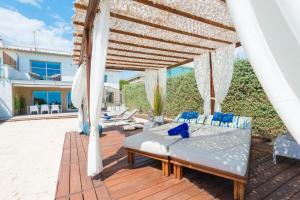 Blancarena, Holiday homes  Playa de Muro - big - 21