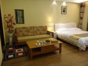 Nanbin Shanghetu Boutique Hotel, Apartments  Chongqing - big - 4