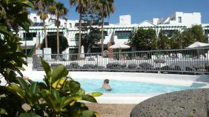 Apartamentos Hg Lomo Blanco, Apartmanok  Puerto del Carmen - big - 31