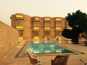 Golden Haveli, Hotely  Jaisalmer - big - 1