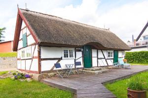 Ole Koot und Fischerkate Familie H - Freest