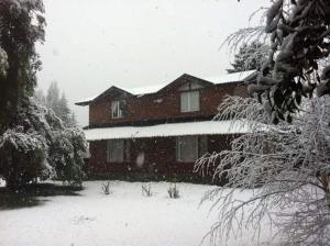 Casa Tres Lagos, Holiday homes  San Carlos de Bariloche - big - 17