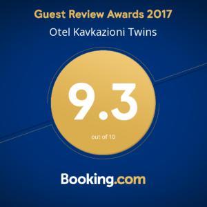 Otel Kavkazioni Twins, Hotely  Lagodechi - big - 119