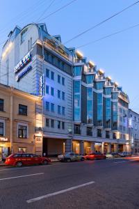 Отель Парк Инн От Рэдиссон Невский