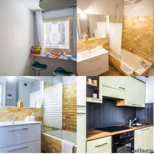 Appartement 3 pièces tout confort au centre de Nice - Apartment
