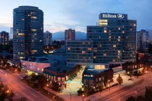 obrázek - Hilton Vancouver Metrotown