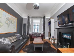 Stylish Victorian City CentreTenemant for 4