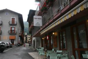 Albergo Club Alpino - Bagnolo Piemonte