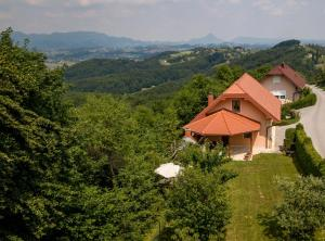 PLANINCA -hiša z razgledom