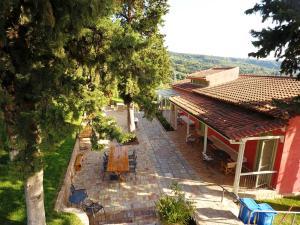 Sea View Villa with 4 bedrooms - grECOrama Achaia Greece