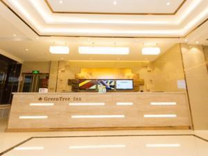 Hostales Baratos - GreenTree Inn Shijiazhuang Xinji City Shifu Street Express Hotel