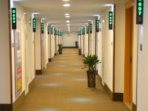 GreenTree Inn Suzhou Changshu Huanghe Road Linli Centre Express Hotel