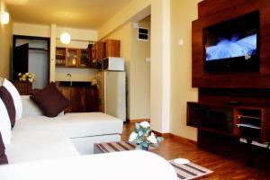 Burj Luxury Apartment, Apartmány  Nuwara Eliya - big - 1