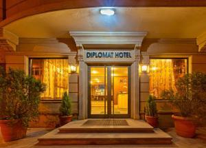 Отель Дипломат Баку