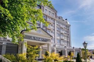 Отель Алькор, Трускавец