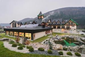 4 stern hotel Village Resort Hanuliak Belá Slowakei