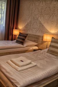 Albergues - Hotel U Kašny