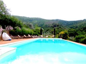 luxury villa with pool - Panicale