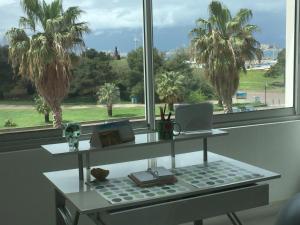 Apartment Prom. Georges Pompidou, Apartmány  Marseille - big - 10