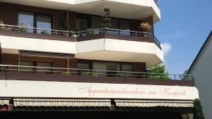 Appartementresidenz am Kurpark - Heerserheide