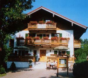 Penzion Gästehaus Baier am Bad Bad Wiessee Německo