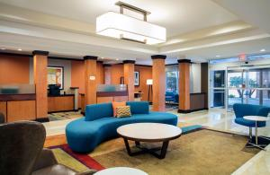 Fairfield Inn and Suites by Marriott Lakeland Plant City, Hotely  Plant City - big - 16