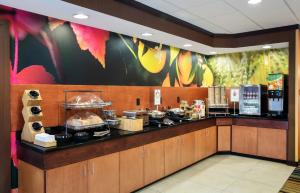 Fairfield Inn and Suites by Marriott Lakeland Plant City, Hotels  Plant City - big - 17