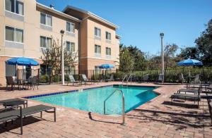 Fairfield Inn and Suites by Marriott Lakeland Plant City, Hotels  Plant City - big - 18