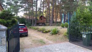 Dom Borne Sulinowo z atrakcjami dla dzieci