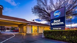 Best Western Heritage Inn - Vacaville