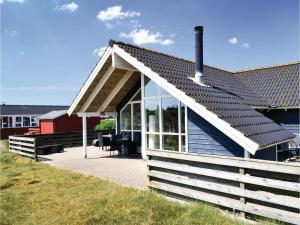 Holiday home P. Chr. Dahls Vej Hvide Sande X, Nyaralók  Bjerregård - big - 24
